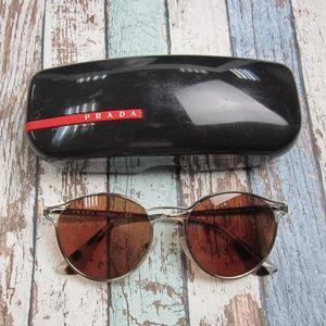 Prada SPR 62S 1BC-6N0 Women's Sunglasses/OLM248